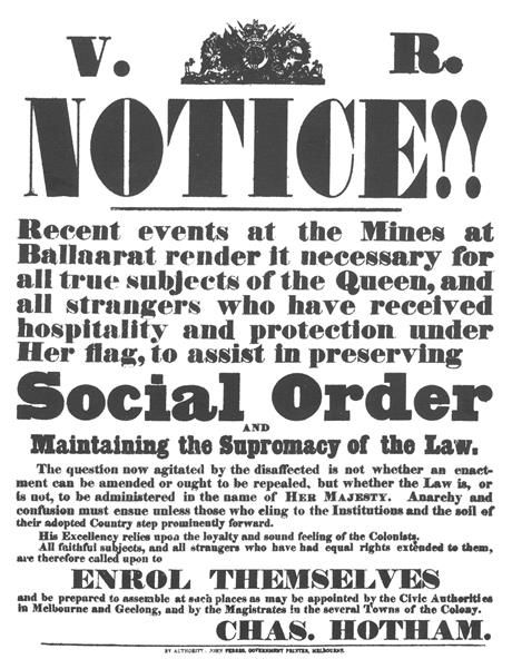 Social Order poster