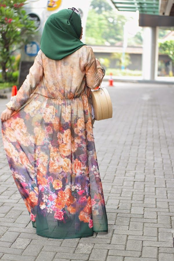Summer. Hijabista. Fashion. Style. Beautiful. Non Hijab. Classy. Vogue. Hash tag. Trendy. Princess. Spring. Maxi Dress