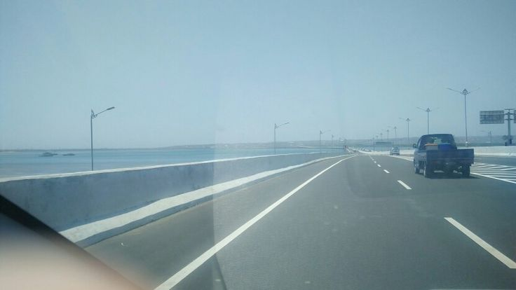 Nusa dua highway