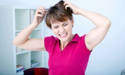 Treatment to Itchy Scalp Hair Loss