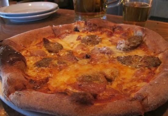 the jimmy's spicy sausage pie! nice little write up by scott reitz at ...