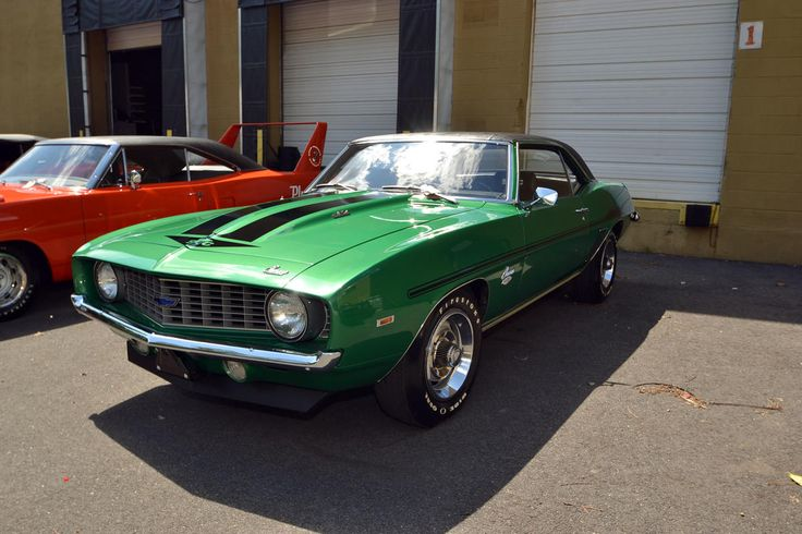 1969 Chevrolet Yenko CamaroYenko only built 201 Camaros, so this Rally Green variant is certainly rare. What makes it even rarer is that, according to the auction house, it has just 28 miles on the clock. While that could be a typo or a case of rolling back the dial, this '69 Chevy Yenko Camaro looks like it rolled right off the dealer's lot.