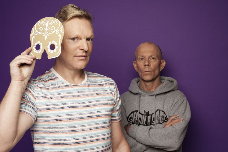 Erasure, always loved em and still going strong. Latest album is up there with the best.