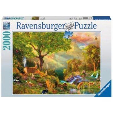 Ravensburger Idyllic Wildlife Jigsaw Puzzle (2000)