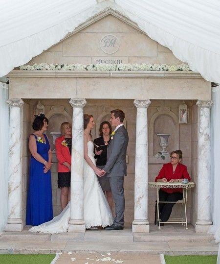 Ceremonies - Parley Manor Weddings