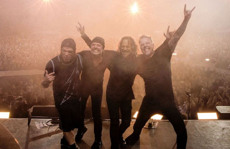 New Metallica Album Will Be Probably Finished This Summer - MuzWave