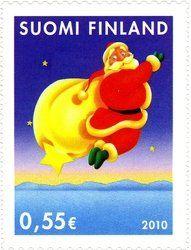 Suomi Japani Joulun yhteisjulkaisu 1/5 Joulupukki