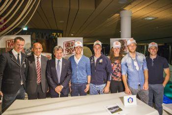 """SCIAREMAG.IT - La Val di Fassa rinnova la partnership con la Fisi per il progetto """"Piste Azzurre"""". Ancora sostegno per i """"local"""" della Nazionale"""