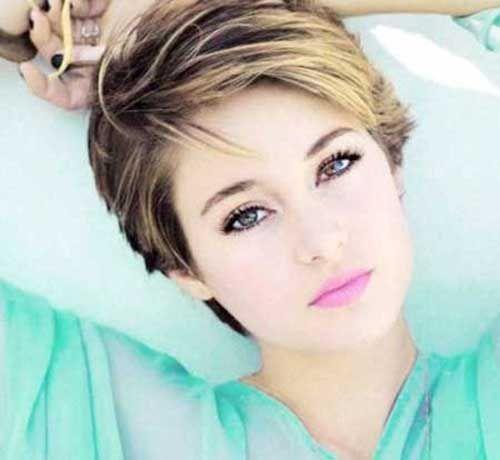 25 Pixie Haircut 2014 2015 Pixie Cut 2015 Let Your Hair Down