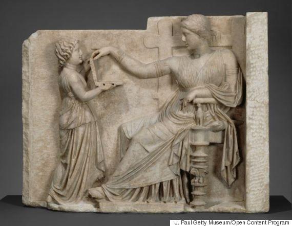 Ο αρχαίος ελληνικός  πολιτισμός έχει και αυτός τα αντίστοιχα περιστατικά/ αναφορές, που  μπορεί ν...