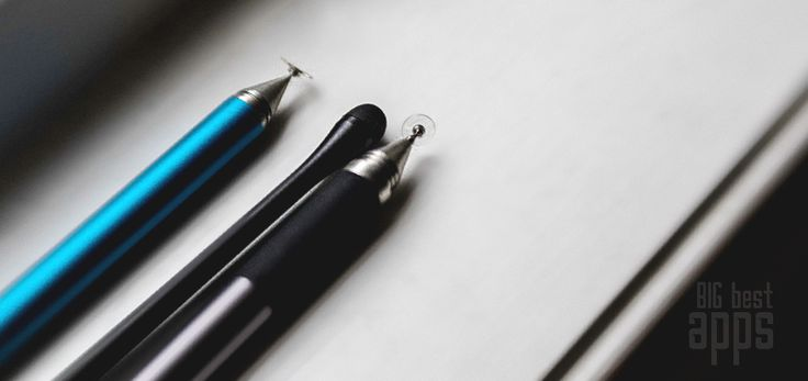 Five Of The Best Stylus Pens, For Under Fifty-Bucks.