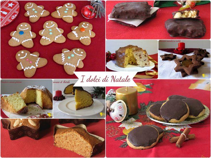 I dolci di Natale ricette tipiche delle feste il chicco di mais