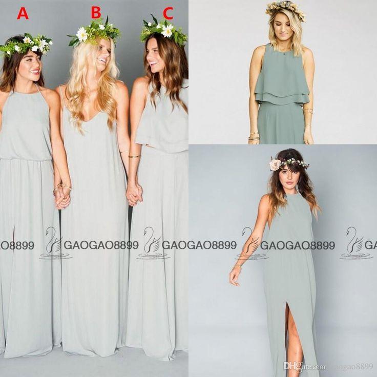 17 Best ideas about Summer Bridesmaid Dresses on Pinterest ...
