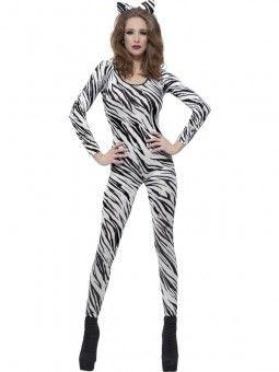 Skinsuit: Zebra