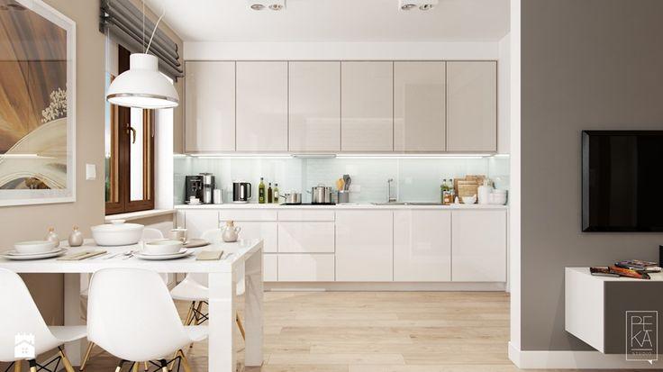 PORTFOLIO - Kuchnia, styl nowoczesny - zdjęcie od PEKA STUDIO