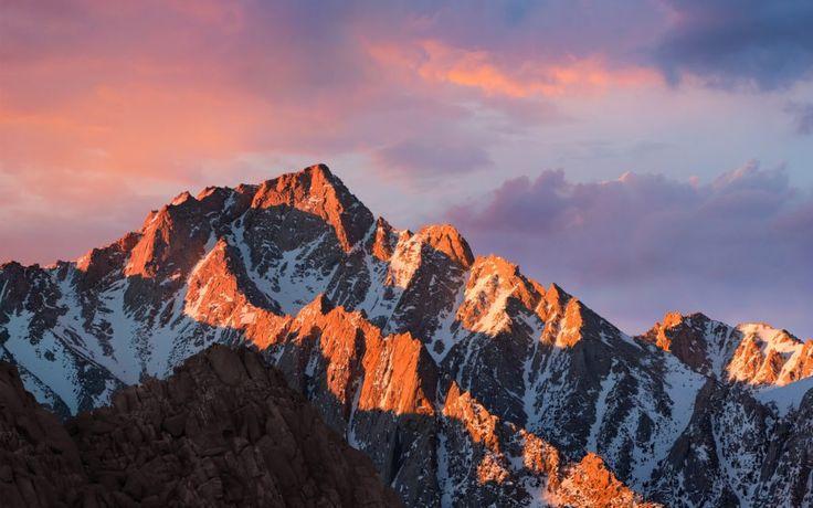 macOS Sierra Wallpaper - Macbook - Wallpaper
