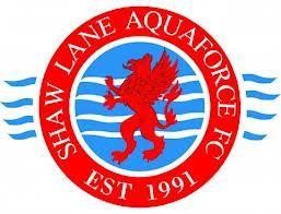 SHAW LANE AQUAFORCE FC   -  BARNSLEY - yorkshire-