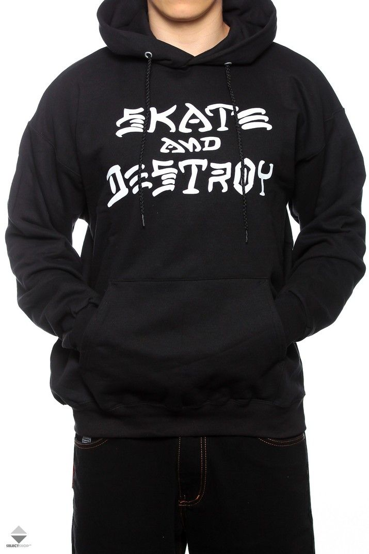 Bluza Kaptur Thrasher Skate And Destroy