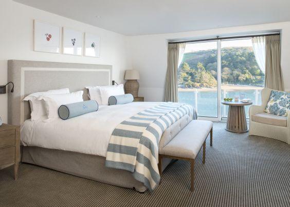 Accommodation - Salcombe Harbour Hotel & Spa, South Devon