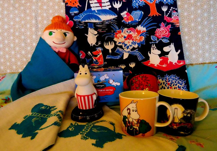 "Moomin Shopping Madness# Moominshop"" April 2016# KET"