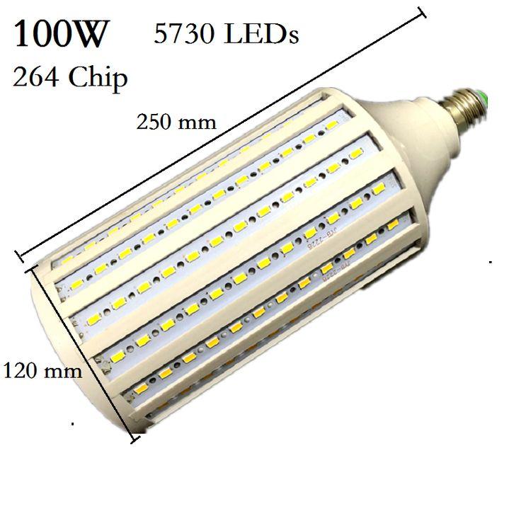 super bright 50w 60w 80w 100w led lamp e27 b22 e40 e26 85265v