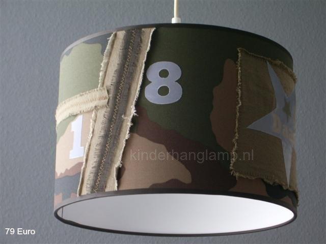 stoere leger lamp