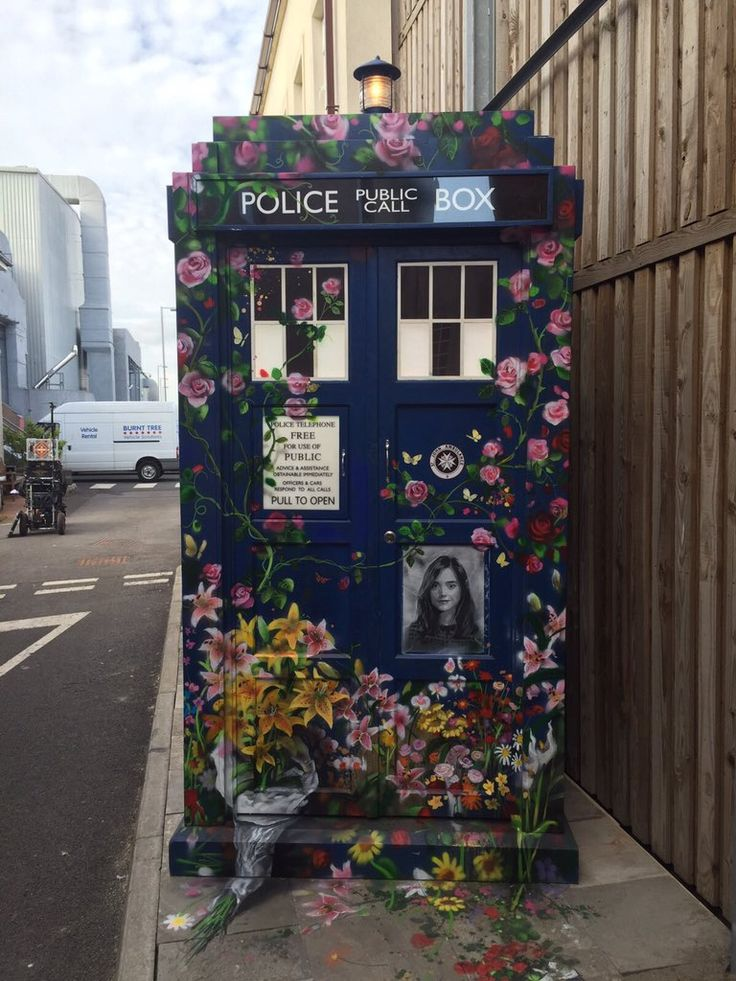 Sad :( TARDIS after Clara's death