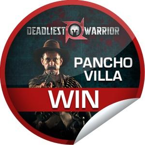 Deadliest Warrior: Pancho Villa