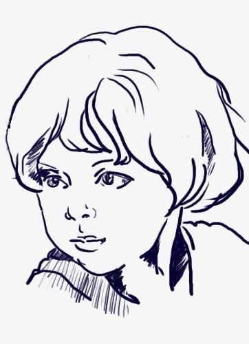 100% digital ink, made by Bamboo Pen Tablet    100% inchiostro digitale, ritratto eseguito con tavoletta grafica Bamboo