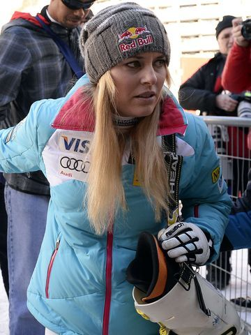 Lindsey Vonn won't compete in Sochi Olympics