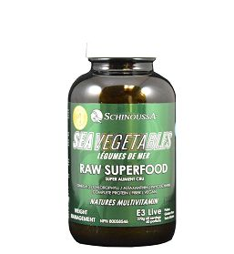 Schinoussa Weight Loss has six powerhouse superfoods algae combined in a raw living state with wild crafted flax powder. The six algae work in synergy to provide the body with all vitamins, minerals, enzymes and phytochemicals called xanthins.