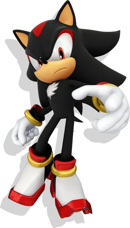 Shadow the Hedgehog | Shadow The Hedgehog (ACTUALMENTE)