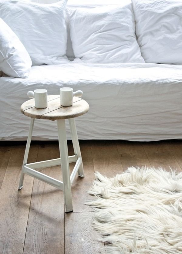 Industrial stool 'Have a seat' by: House Doctor DK cute idea for