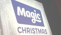 """PUN ALERT! There's going to be at least one DAB Christmas music radio station! Magic Christmas will play you """"More Of The Songs Yule Love"""". Oh dear. (H/T Mike Brailsford)"""