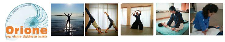 Yoga Shiatsu #CentroOrioneYoga