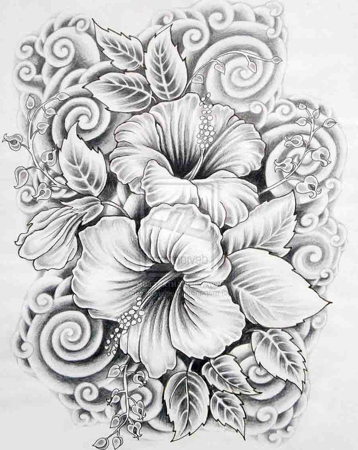 flower-shading-drawing-image.jpg (900×1133)