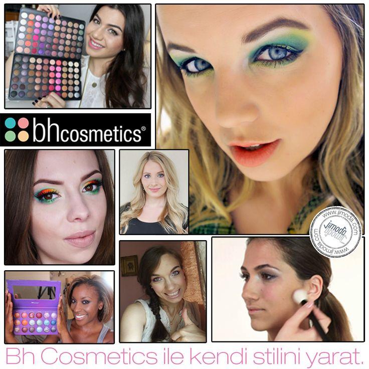 Bh Cosmetics ile kendi stilini yarat.  #Kozmetik #Makyaj #Bhcosmetics