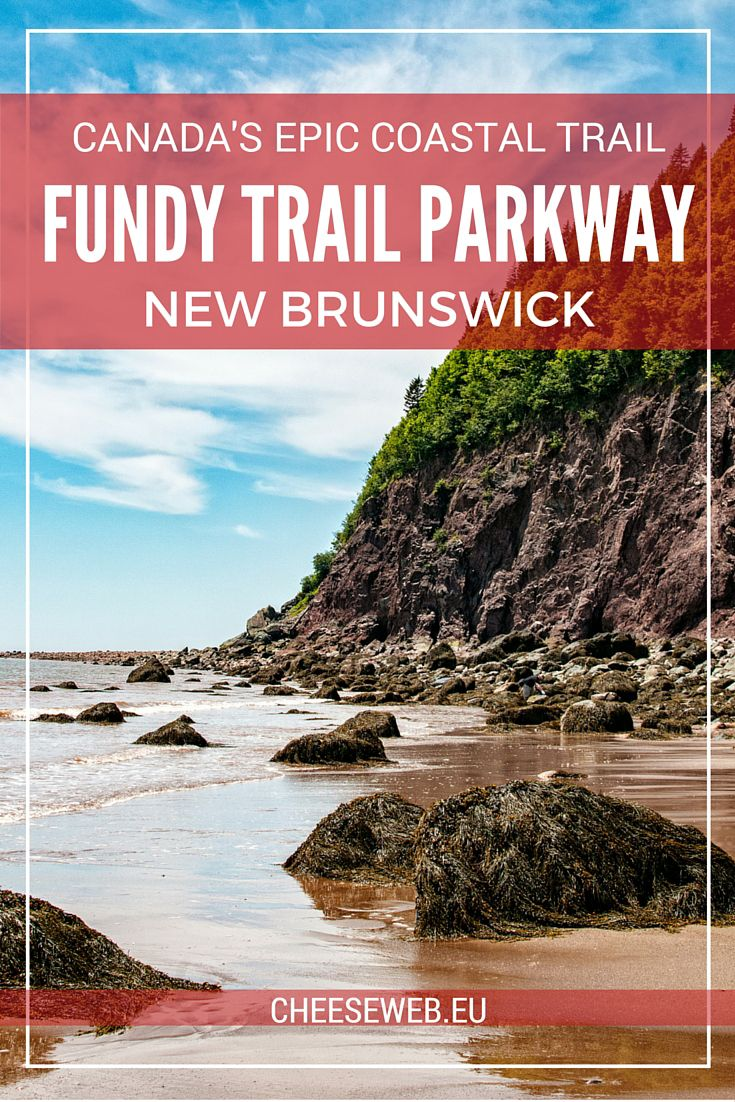 The Fundy Trail Parkway is a growing network of trails and roads along New Brunswick's Fundy Coast allowing visitors to experience a UNESCO-listed Biosphere in a day-trip from Saint John, Canada.