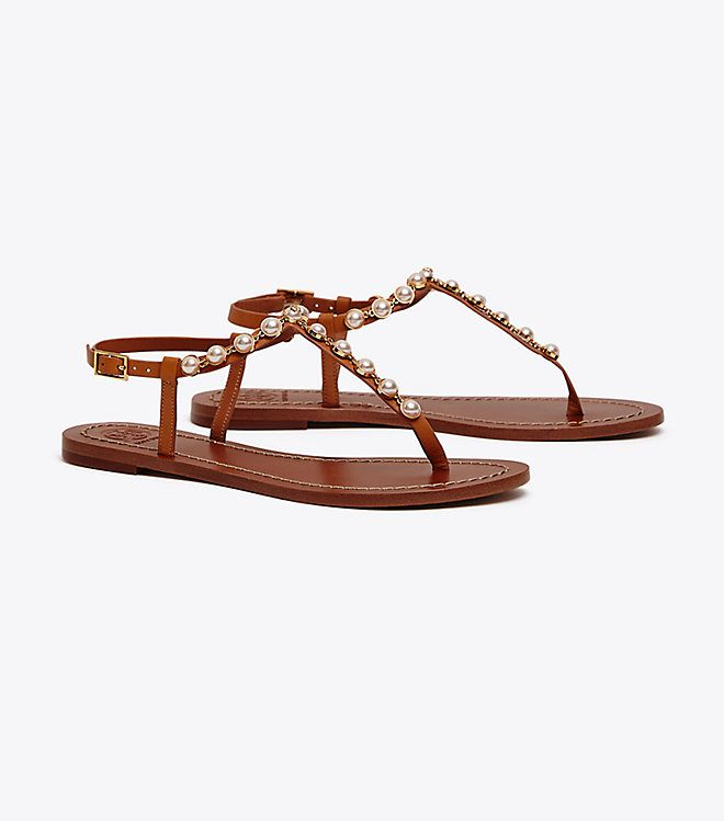 58bd9321efc0bc Visit Tory Burch to shop for Emmy Pearl Sandal and more Womens Best  Sellers. Find designer shoes