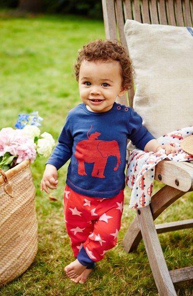 Mini Boden Sweatshirt & Pants (Baby Boys)   Nordstrom