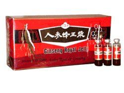 Deluxe Ginseng Royal Jelly 10ML Vials by Royal King - 30 Vials * Read review @ http://www.amazon.com/gp/product/B0009JMVV8/?tag=homeimprtip08-20&pgh=290716002859