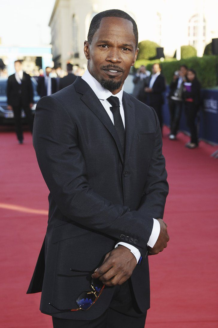 Pin for Later: 93 Stars Whose Real Names Will Surprise You Jamie Foxx = Eric Marlon Bishop