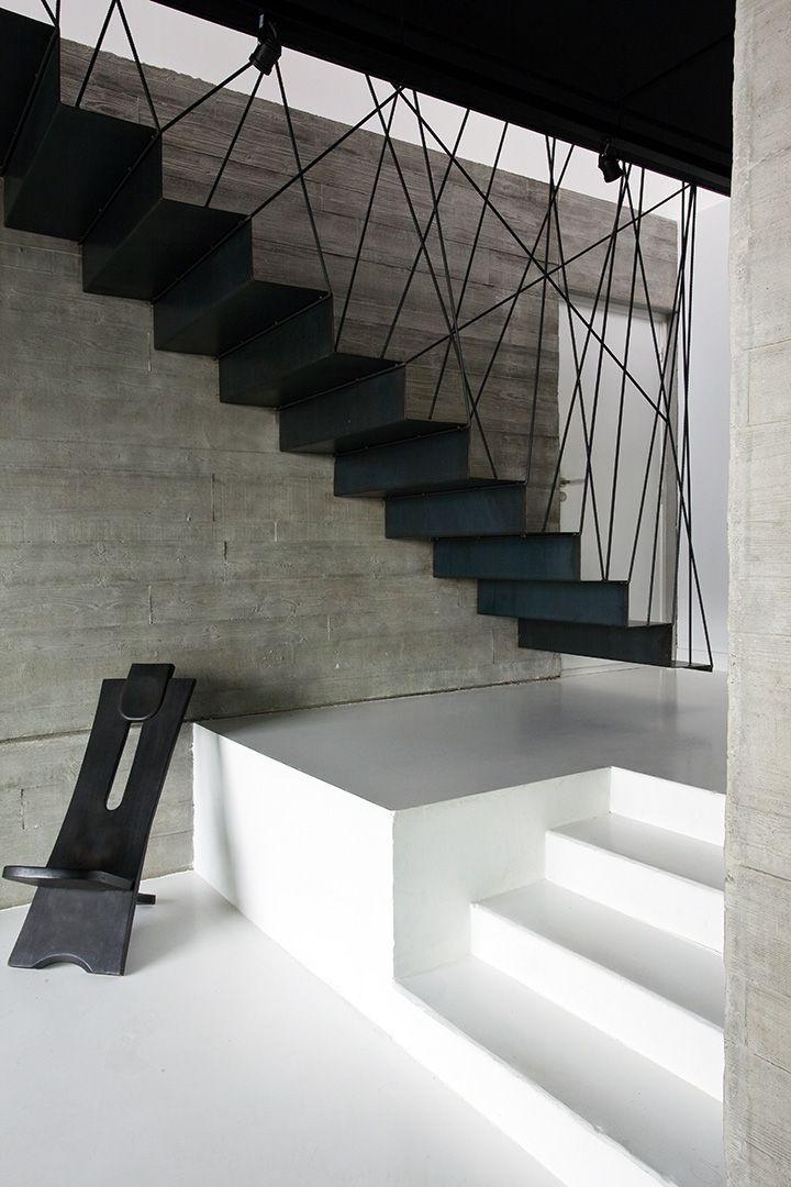 les 25 meilleures id es de la cat gorie escaliers sur pinterest. Black Bedroom Furniture Sets. Home Design Ideas