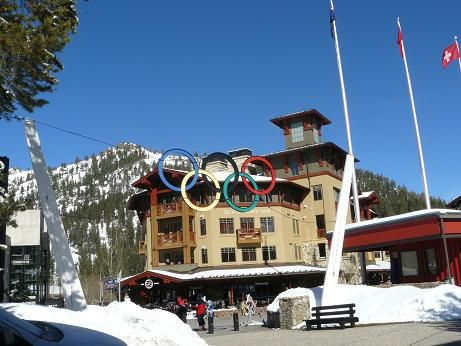 The Village At Squaw Valley, Olympic Village, California. These are great - you can rent Studio's to 3 bedrooms.