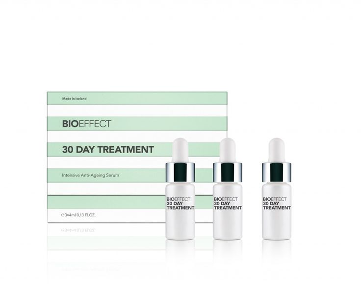 bioeffect 30 days treatment