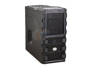 COOLER MASTER HAF 912 RC-912-KKN1 Black SECC/ ABS Plastic ATX Mid Tower Computer Case