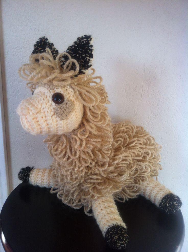 Crochet Llama Amigurumi Pattern : 17 Best images about Amigurumi lamas on Pinterest ...