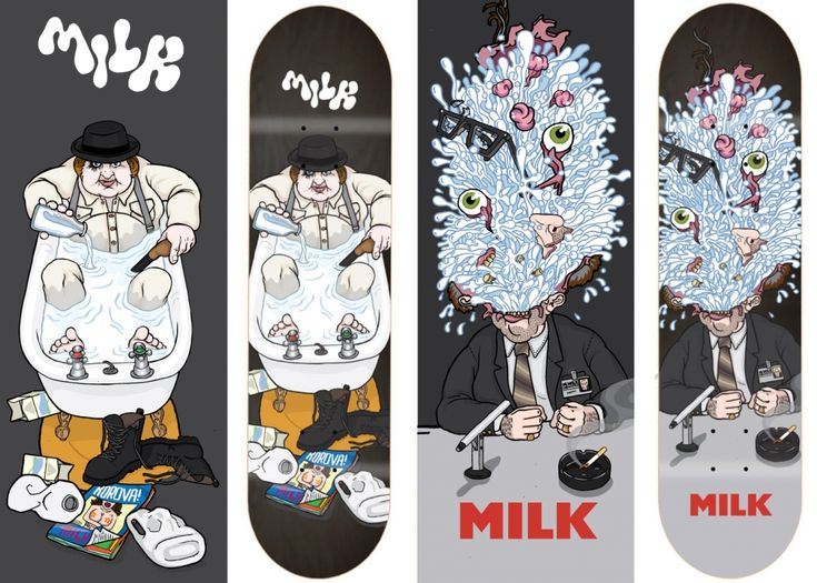 Milk Skateboards