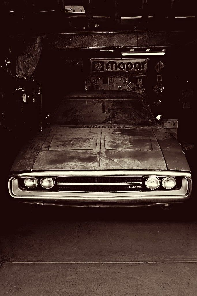 Dodge charger 1970 old version photo