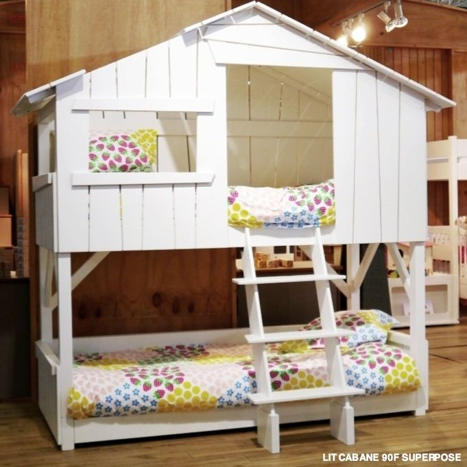Childrens Bespoke Bunkbed Bed | Treehouse Beds | Single Bed | Bedroom Furniture | Bunkbeds